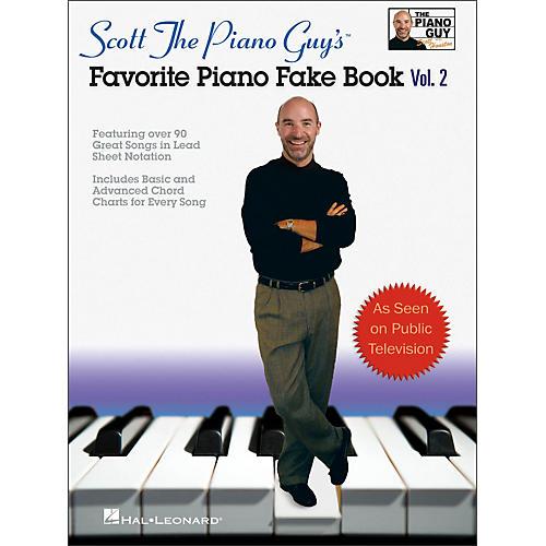 Hal Leonard Scott The Piano Guy's Favorite Piano Fake Book Volume 2-thumbnail