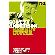 Hot Licks Scotty Anderson: Red Hot Guitar DVD