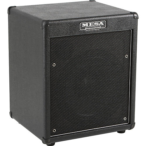 Mesa Boogie Scout Bass Radiator 300W 1x12 Bass Speaker Cabinet Black 8 Ohm