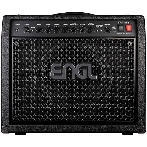 Engl Screamer 50W 1x12 Guitar Combo Amp-thumbnail