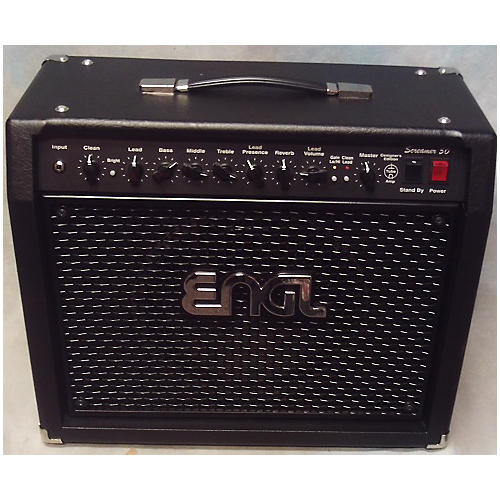 Engl Screamer 50W 1x12 Tube Guitar Combo Amp-thumbnail