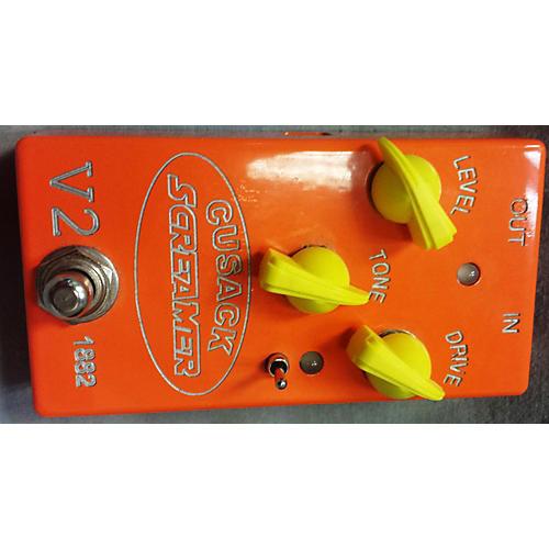 Cusack Screamer V2 Overdrive Effect Pedal-thumbnail