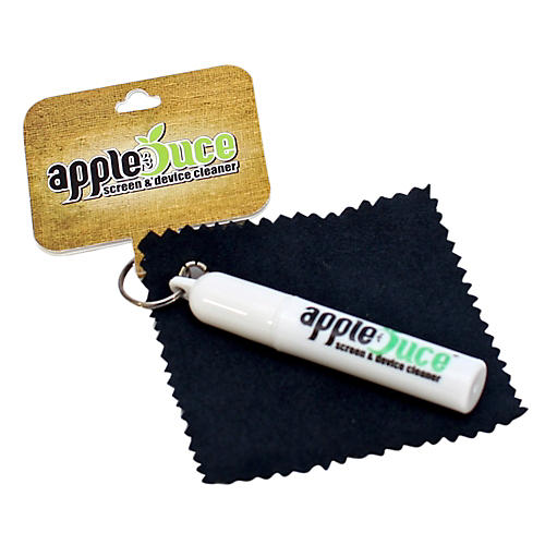 appleJuce Screen & Device Cleaner 2ml Keychain Pump