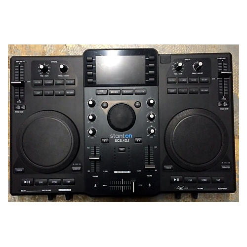 Stanton Scs.4dj DJ Controller-thumbnail