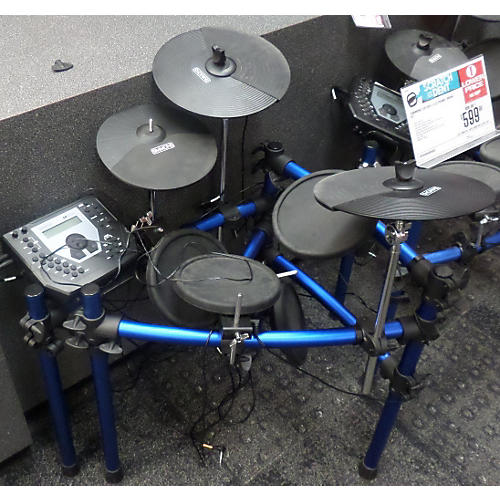 Simmons Sd1000 Electronic Drum Set