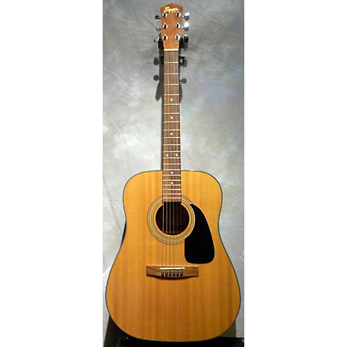Squier Sd8s Acoustic Guitar