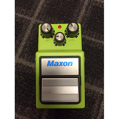 Maxon Sd9 Sonic Distortion Effect Pedal