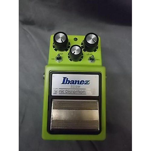 Ibanez Sd9m Sonic Distortion Mod Effect Pedal-thumbnail
