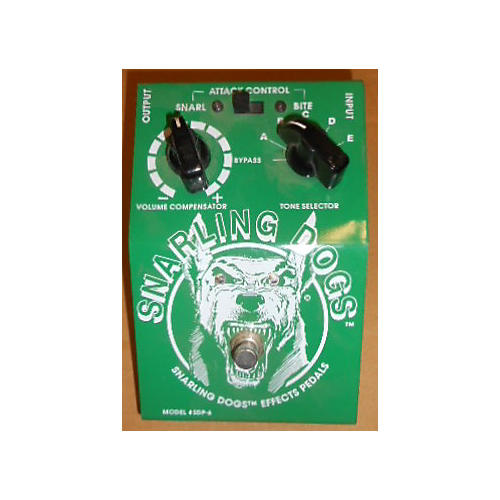 Snarling Dogs Sdp6 Effect Pedal-thumbnail