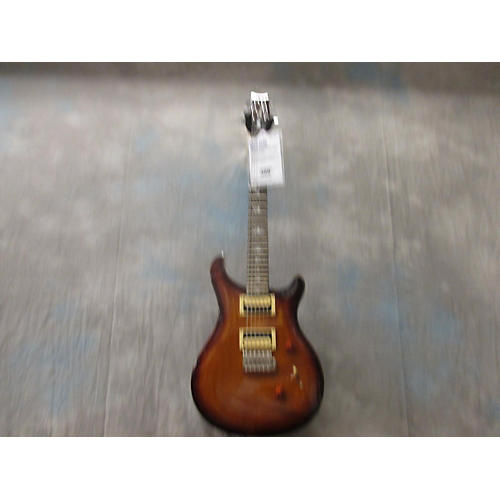 PRS Se Custom 24 Tobacco Sunburst Solid Body Electric Guitar