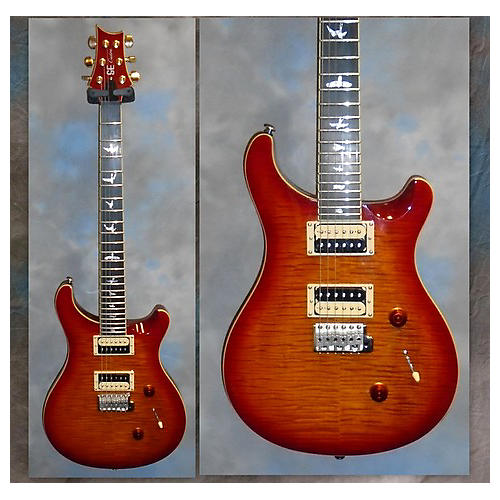PRS Se Custom Cm4 Electric Guitar