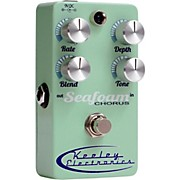 Keeley Seafoam Chorus Guitar Effects Pedal