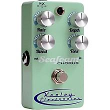 Keeley Seafoam Chorus Guitar Effects Pedal