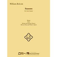 Edward B. Marks Music Company Seasons (Guitar Solo) E.B. Marks Series Composed by William Bolcom