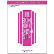 G. Schirmer Second Book Of Soprano Solos Book/2CD Pkg