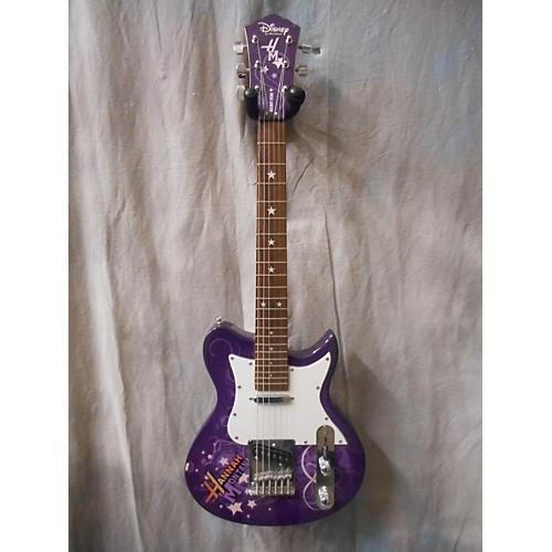 Disney by Washburn Secret Star Solid Body Electric Guitar-thumbnail