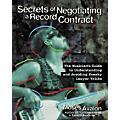 Hal Leonard Secrets of Negotiating a Record Contract Book-thumbnail