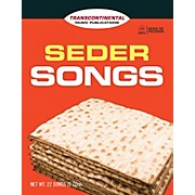 Transcontinental Music Seder Songs Transcontinental Music Folios Series Softcover with CD