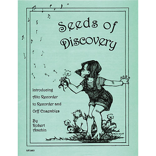 Sweet Pipes Seeds of Discovery - Alto Recorder Arrangements-thumbnail