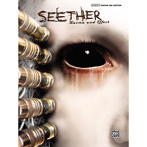 Alfred Seether Karma and Effect Guitar Tab Songbook