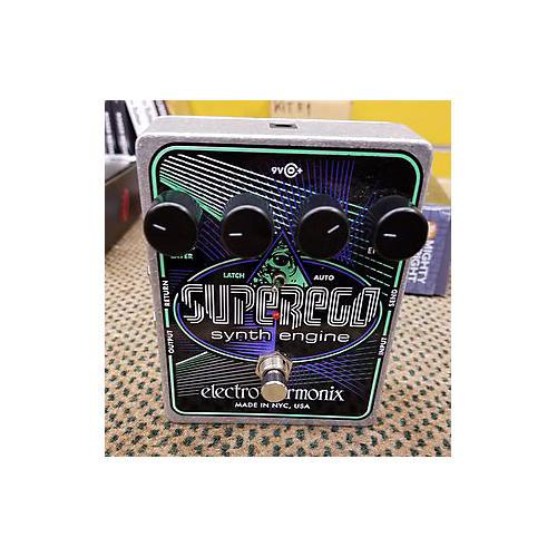 Electro-Harmonix Sego Superego Synth Effect Pedal-thumbnail