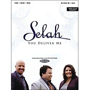 Word Music Selah - You Deliver Me arranged for piano, vocal, and guitar (P/V/G)