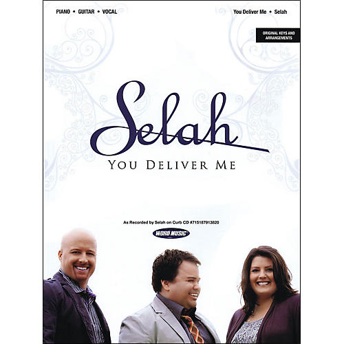 Word Music Selah - You Deliver Me arranged for piano, vocal, and guitar (P/V/G)-thumbnail