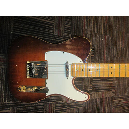 Fender Select Telecaster Solid Body Electric Guitar-thumbnail