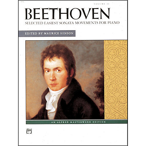 Alfred Selected Intermediate to Early Advanced Piano Sonata Movements Volume 2 Volume 2