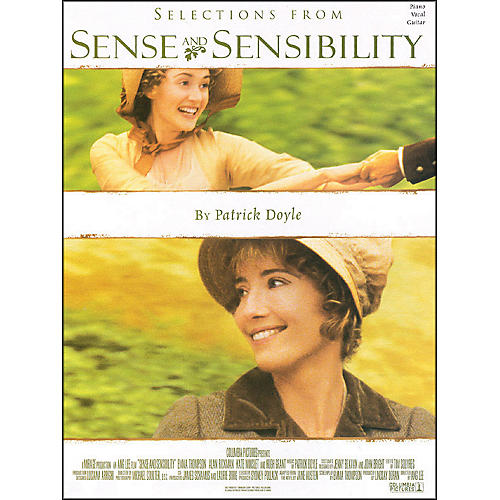 Hal Leonard Selections From Sense And Sensibility arranged for piano, vocal, and guitar (P/V/G)-thumbnail