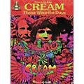 Hal Leonard Selections from Cream Those Were the Days Guitar Tab Songbook-thumbnail