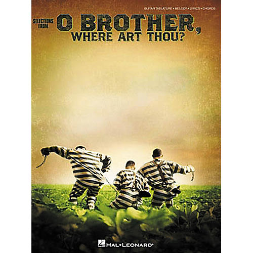 Hal Leonard Selections from O Brother, Where Art Thou? Music Book-thumbnail