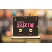 Whirlwind Selector AB Box Pedal