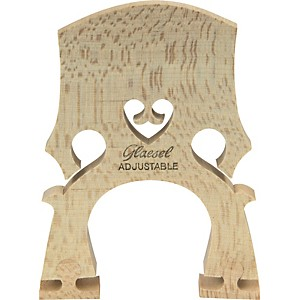 Glaesel Self-Adjusting 1/4 Cello Bridge