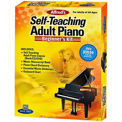 alfreds self teaching adult piano course