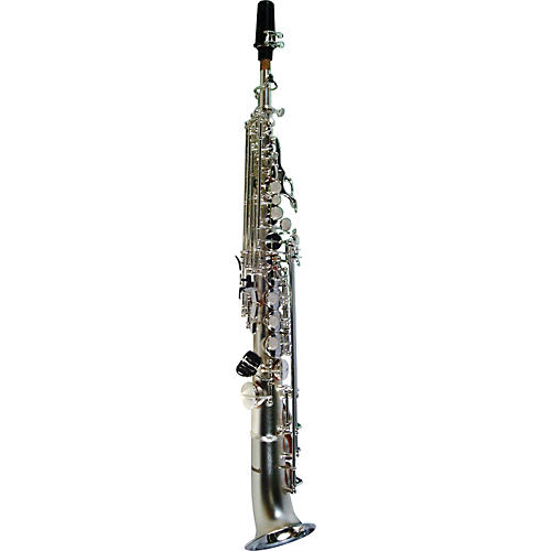 Vienna by Woodwind Semi Curved Saxello Soprano Saxophone-thumbnail
