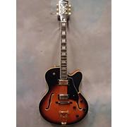 Carlo Robelli Semi Hollow Archtop Hollow Body Electric Guitar