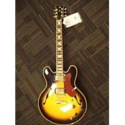SX Semi Hollowbody Hollow Body Electric Guitar