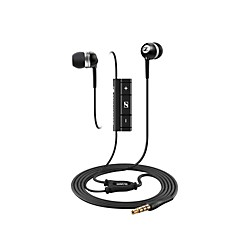 Sennheiser MM 70i In-Ear Stereo Headphones w/ Microphone