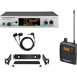 Sennheiser ew 300 IEM G3 In-Ear Wireless Monitor System (503426)