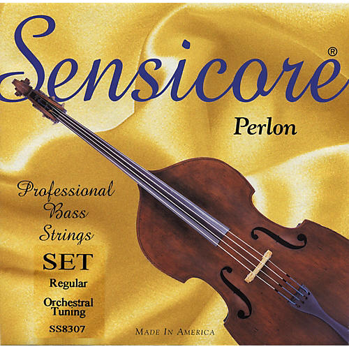 Super Sensitive Sensicore Bass Strings-thumbnail