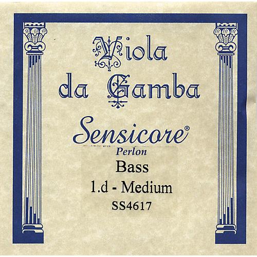 Super Sensitive Sensicore Bass Viola de Gamba Strings-thumbnail