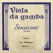 Super Sensitive Sensicore Viola de Tenor Gamba Strings