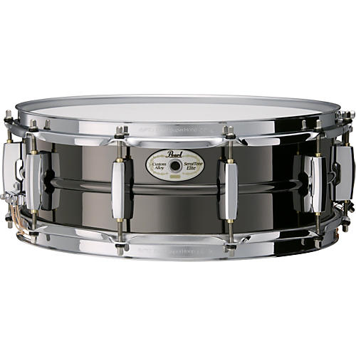 Pearl Sensitone Elite Beaded Brass Snare 14 x 5 in.