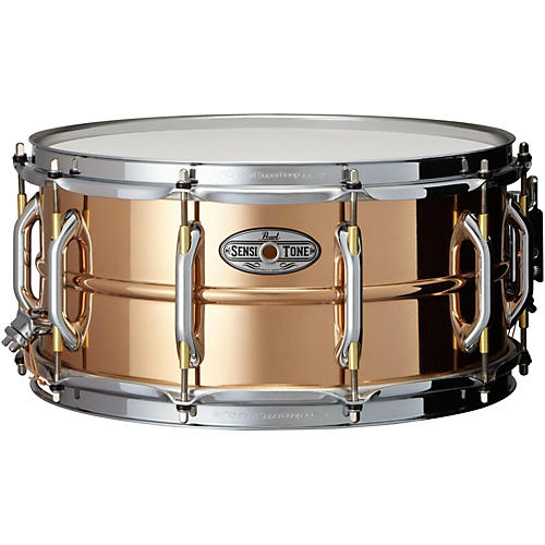 Pearl Sensitone Premium Phosphor Bronze Snare Drum