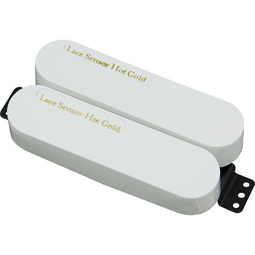 Lace Sensor Hot Gold 6K Dually Humbucker Electric Guitar Neck Pickup