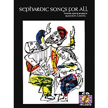 Tara Publications Sephardic Songs for All Book