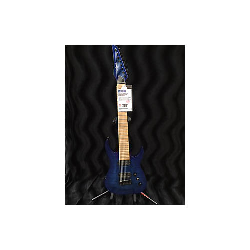 Agile Septor 827 8 String Solid Body Electric Guitar-thumbnail
