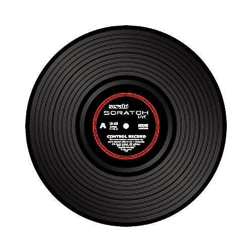 Rane Serato Scratch LIVE Black Vinyl Record (Second Edition)-thumbnail