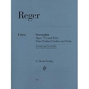 G. Henle Verlag Serenades for Flute, Violin, and Viola Op. 77a and Op. 141a... by G. Henle Verlag